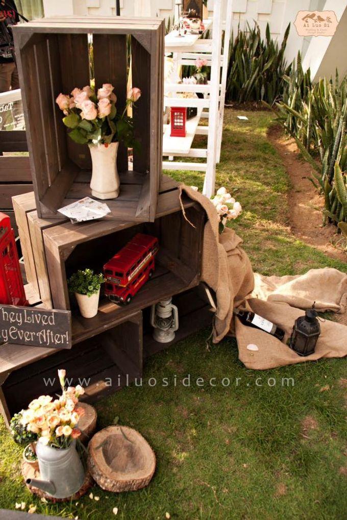 Detail of AiLuoSi by AiLuoSi Wedding & Event Design Studio - 016