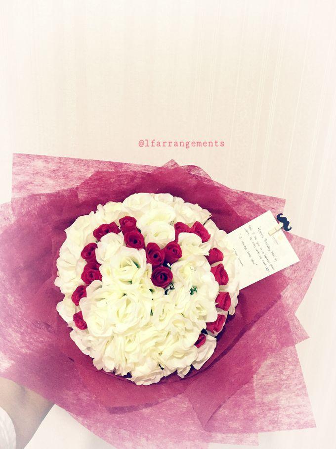 Artificial flower by Love Flower - 024