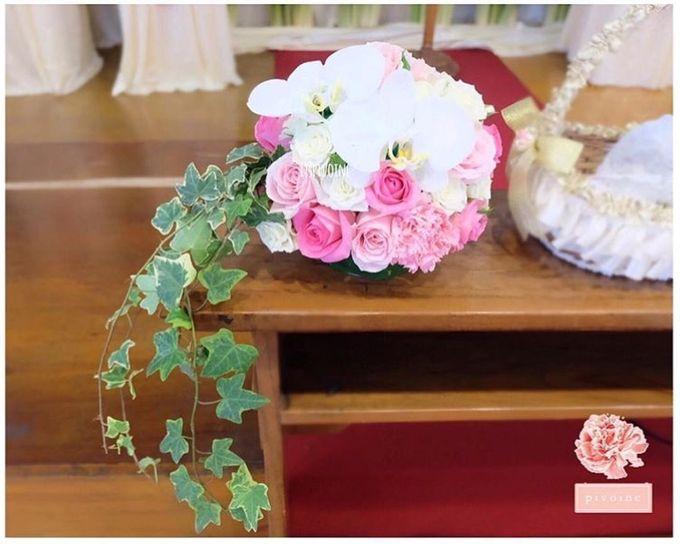 Decoration by Pivoine Flower Shop - 002