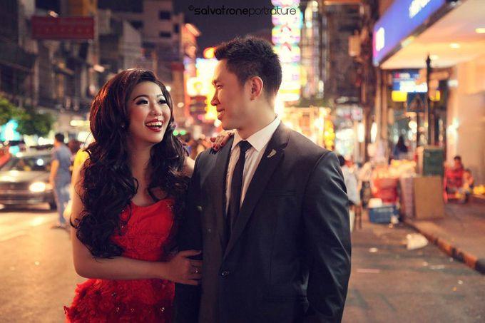 Prewedding by Noveo Alexander Professional Makeup Artist - 017