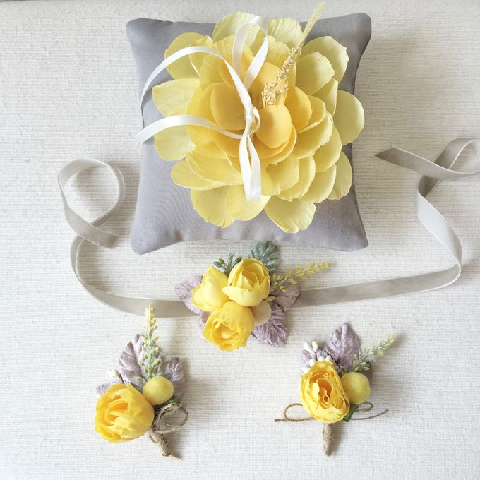 Corsages and Boutonnieres by Hummingbird Road - 005