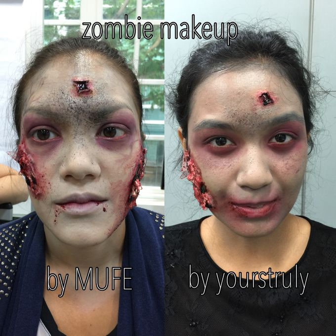 Special Effect Workshop with MUFE by Andriana Jamil - 013