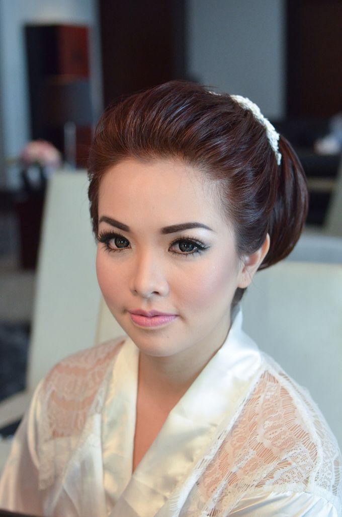Bridal Make Up by Mimi kwok makeup artist - 028