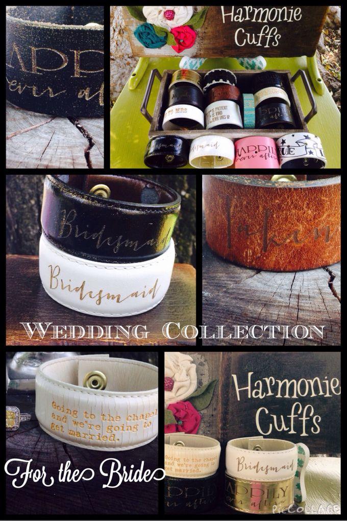 Wedding Cuffs collection by Harmonie Cuffs - 021