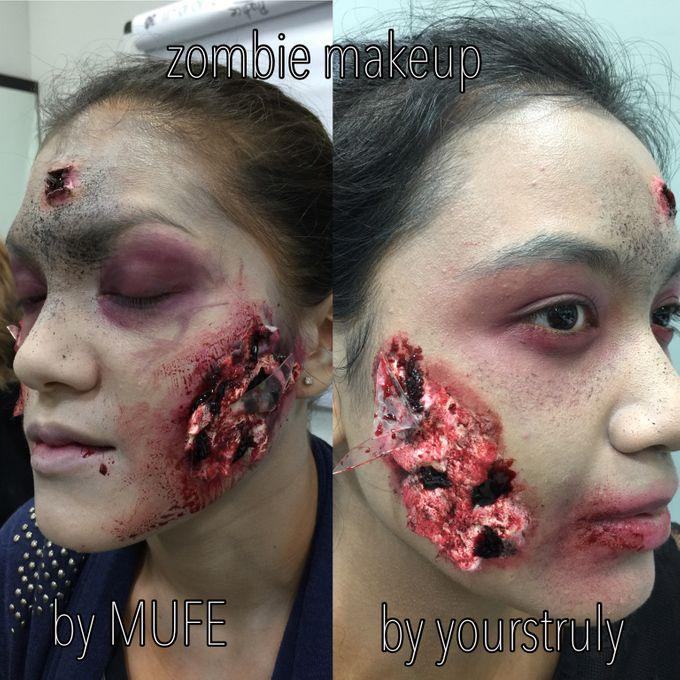 Special Effect Workshop with MUFE by Andriana Jamil - 015