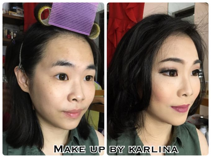 Party make up by Makeupbykarlina - 003