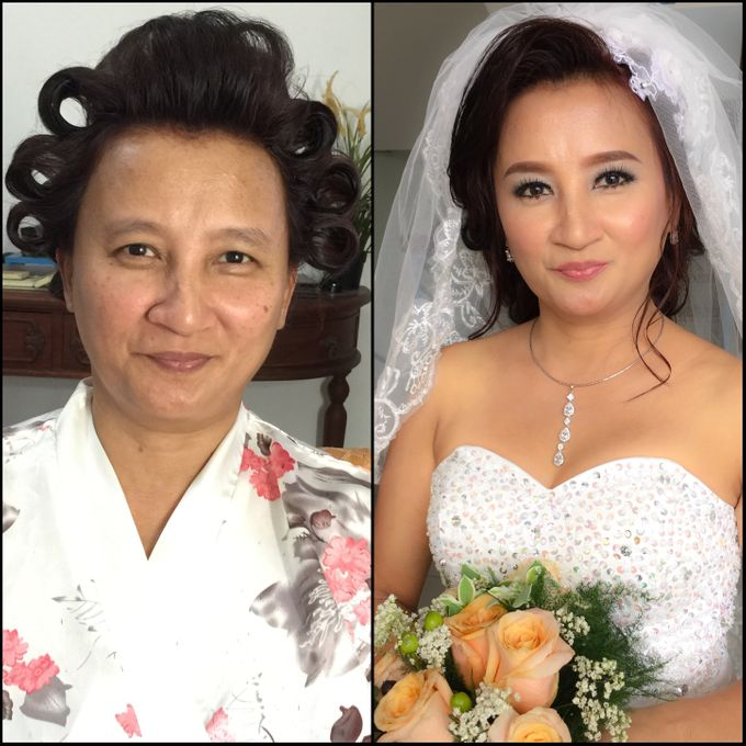 Wedding Singapore by Noveo Alexander Professional Makeup Artist - 004