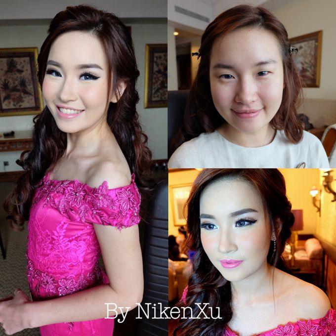 Wedding Makeup by Niken Xu Makeup Artist - 022