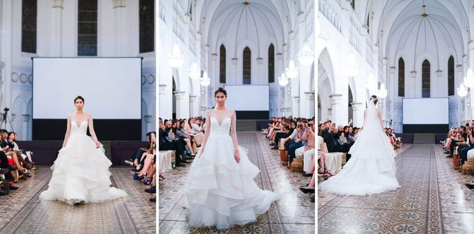 Fashion show at Chijmes by Rebecca Caroline - 005