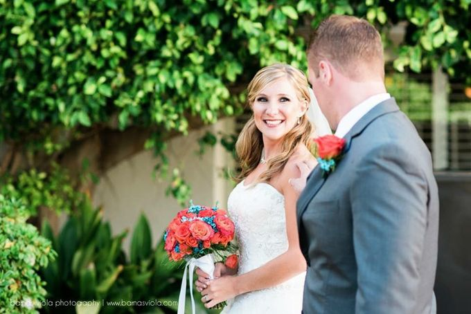Gayle & John Wedding by Barnas Viola Photography - 001