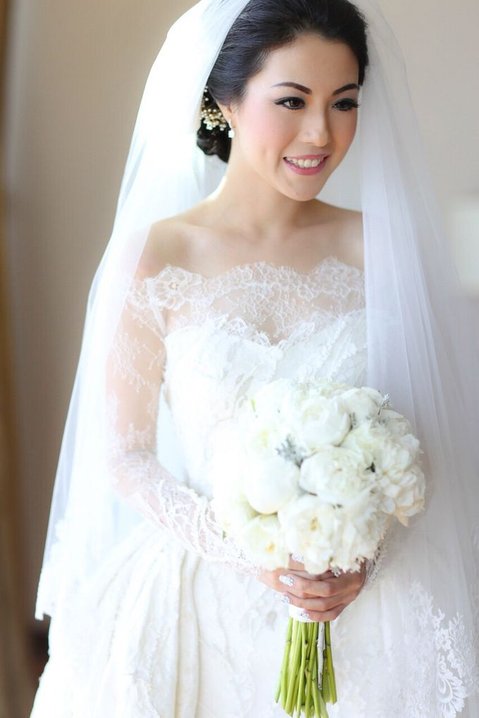 Bridal Make Up by Mimi kwok makeup artist - 032