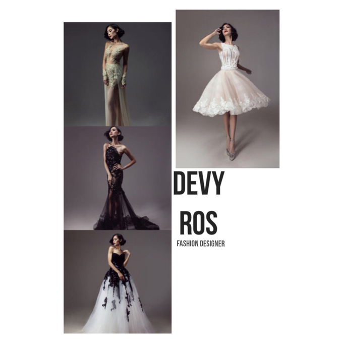 Ode To Rome by Devy Ross Couture  - 015