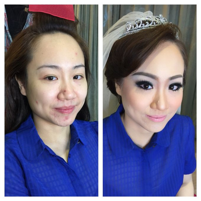 Bride to be by Vidi Daniel Makeup Artist managed by Andreas Zhu - 014