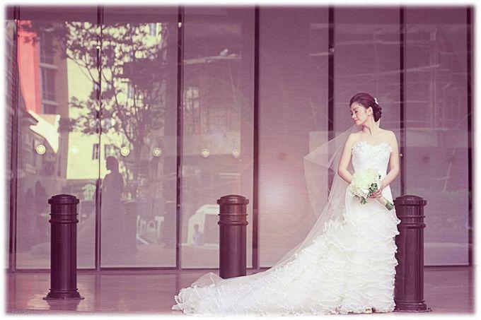 Christian & Criscel Wedding by Stylistique.com - 007
