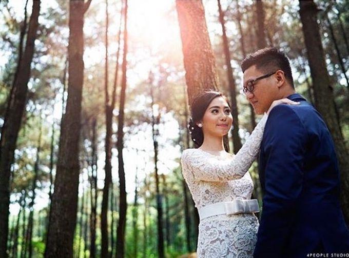 Prewedding by vinamakeupartist - 002