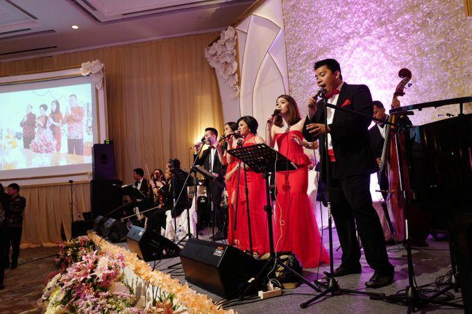 Johan & Merisa Wedding Day by Nico Santoso Entertainment - 004