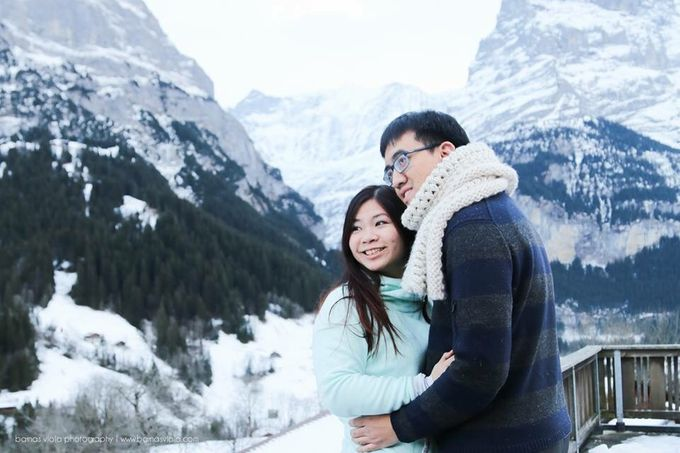 Engagement Session in Europe by Barnas Viola Photography - 006
