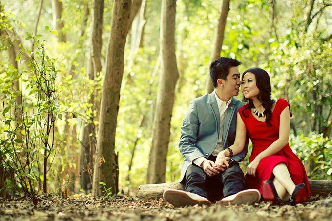 Prewedding Raycent & Lina by Noveo Alexander Professional Makeup Artist - 001