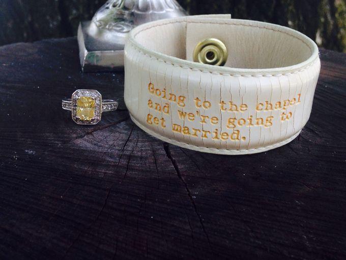 Wedding Cuffs collection by Harmonie Cuffs - 008