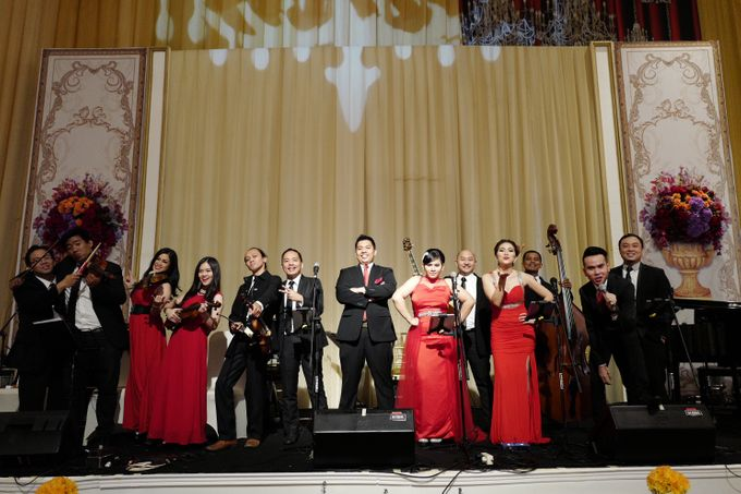 Andy & Katherine Wedding by Nico Santoso Entertainment - 007