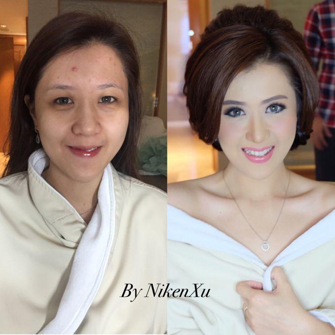 Wedding Makeup by Niken Xu Makeup Artist - 026