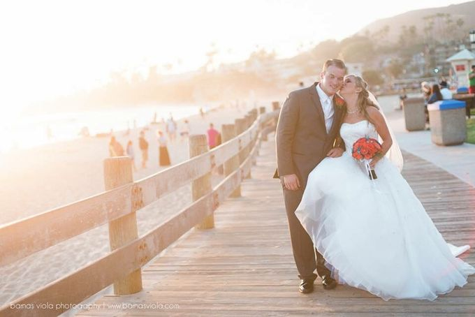 Gayle & John Wedding by Barnas Viola Photography - 005