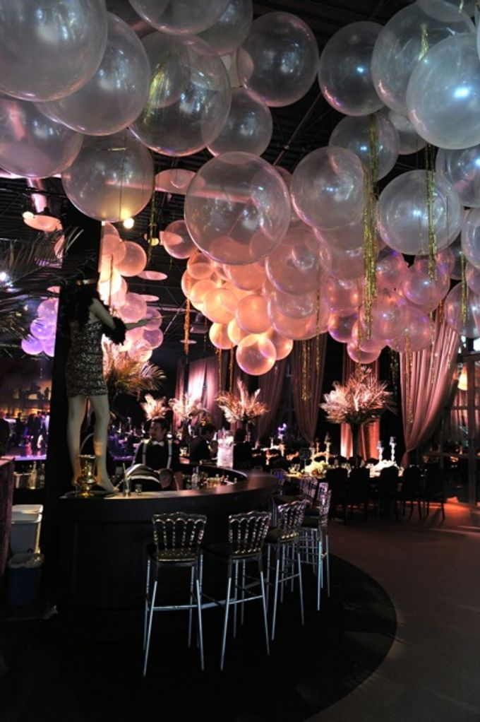 The Great Gatsby by d'lara Chocolate and Events - 008