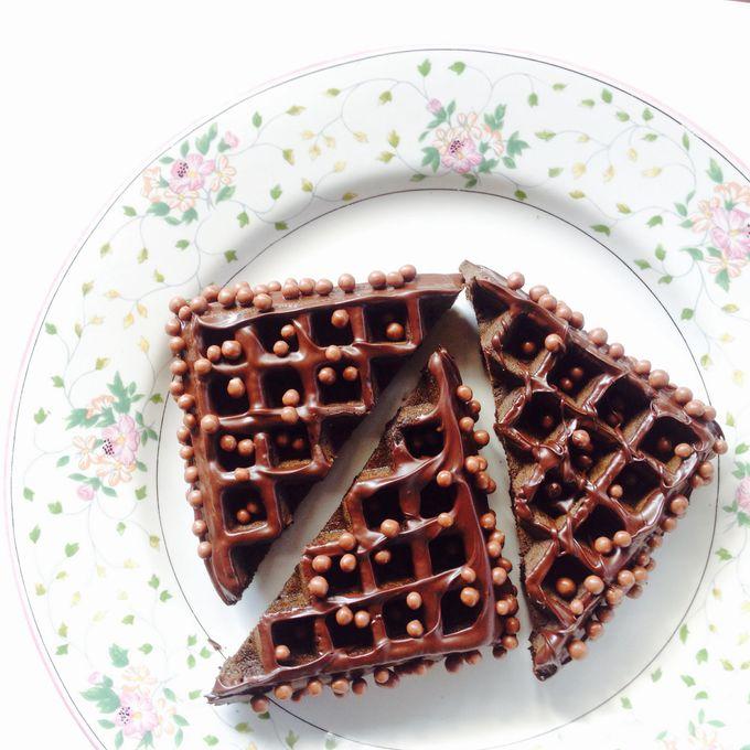 Chocolate Waffle by Apeatit - 001
