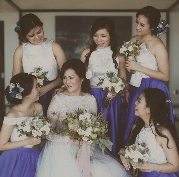Jeffry & Gaby Wedding by Bramanta Wijaya Sposa - 005