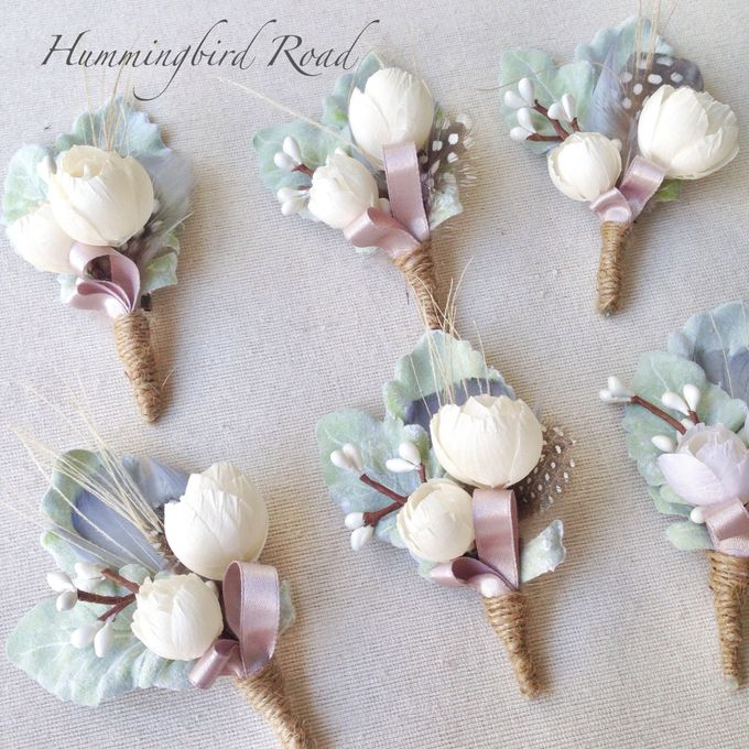 Corsages and Boutonnieres by Hummingbird Road - 009