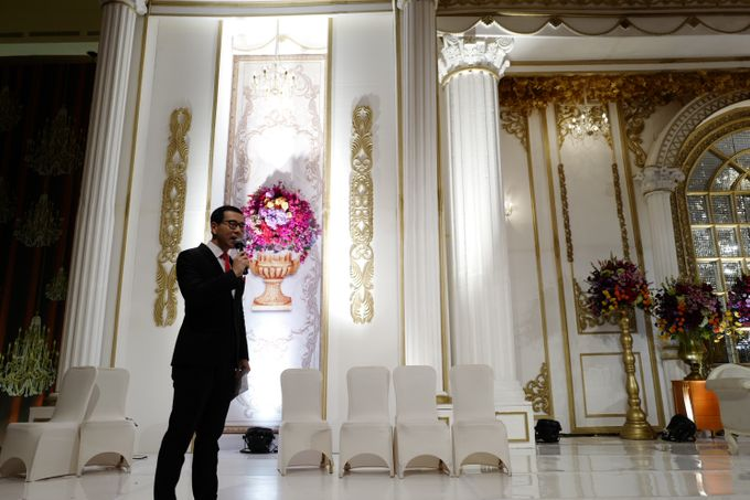Andy & Katherine Wedding by Nico Santoso Entertainment - 004