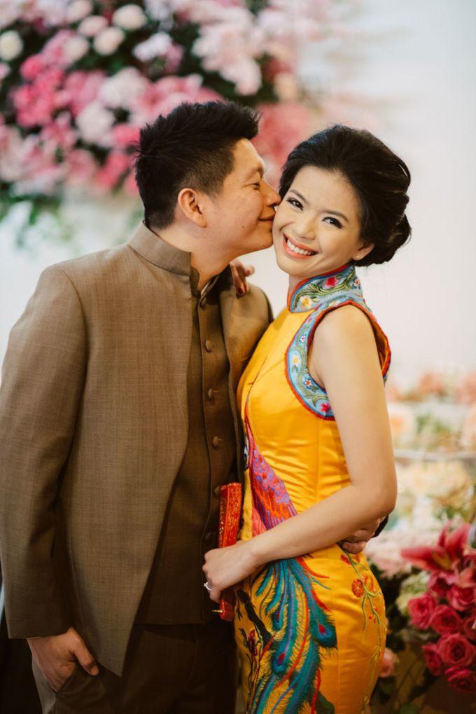 Wedding Makeup by Niken Xu Makeup Artist - 031