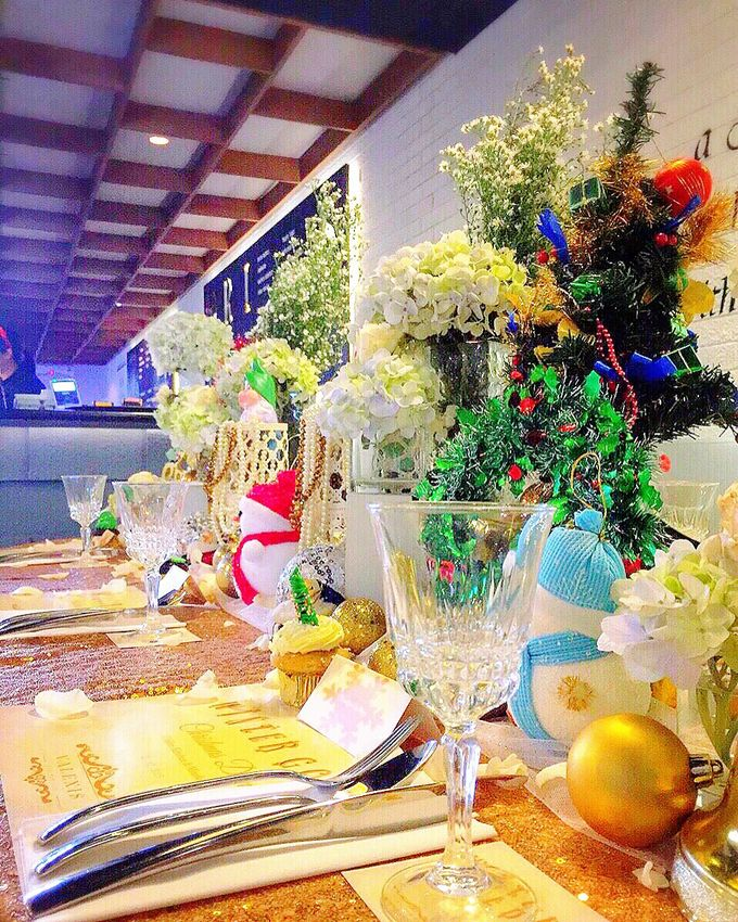 Gold christmas by Valexis Table Design - 005