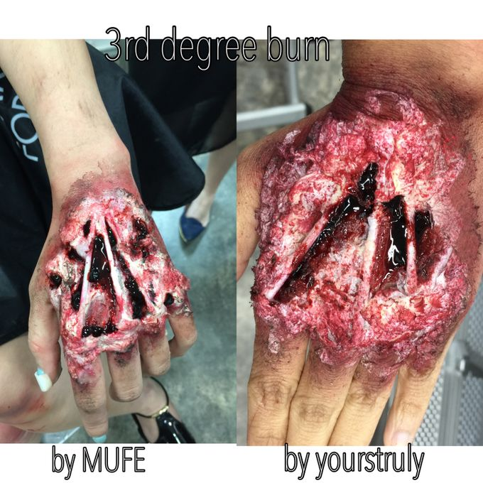 Special Effect Workshop with MUFE by Andriana Jamil - 002