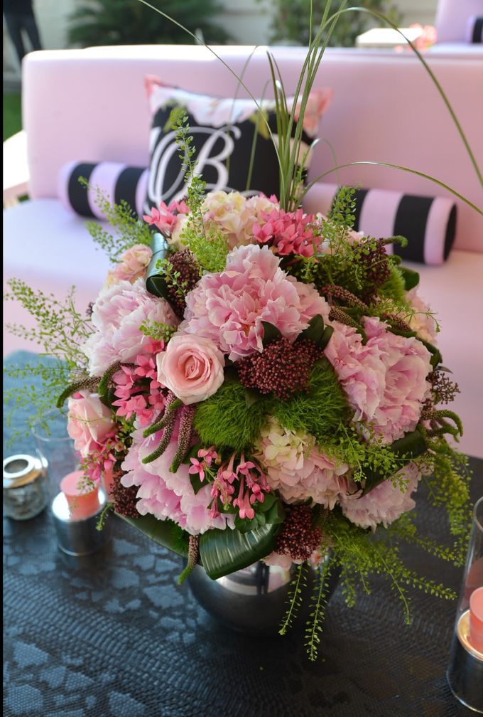 Stripes in Pink by d'lara Chocolate and Events - 010