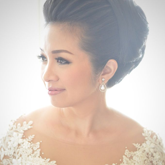 Bridal Make Up by Mimi kwok makeup artist - 018