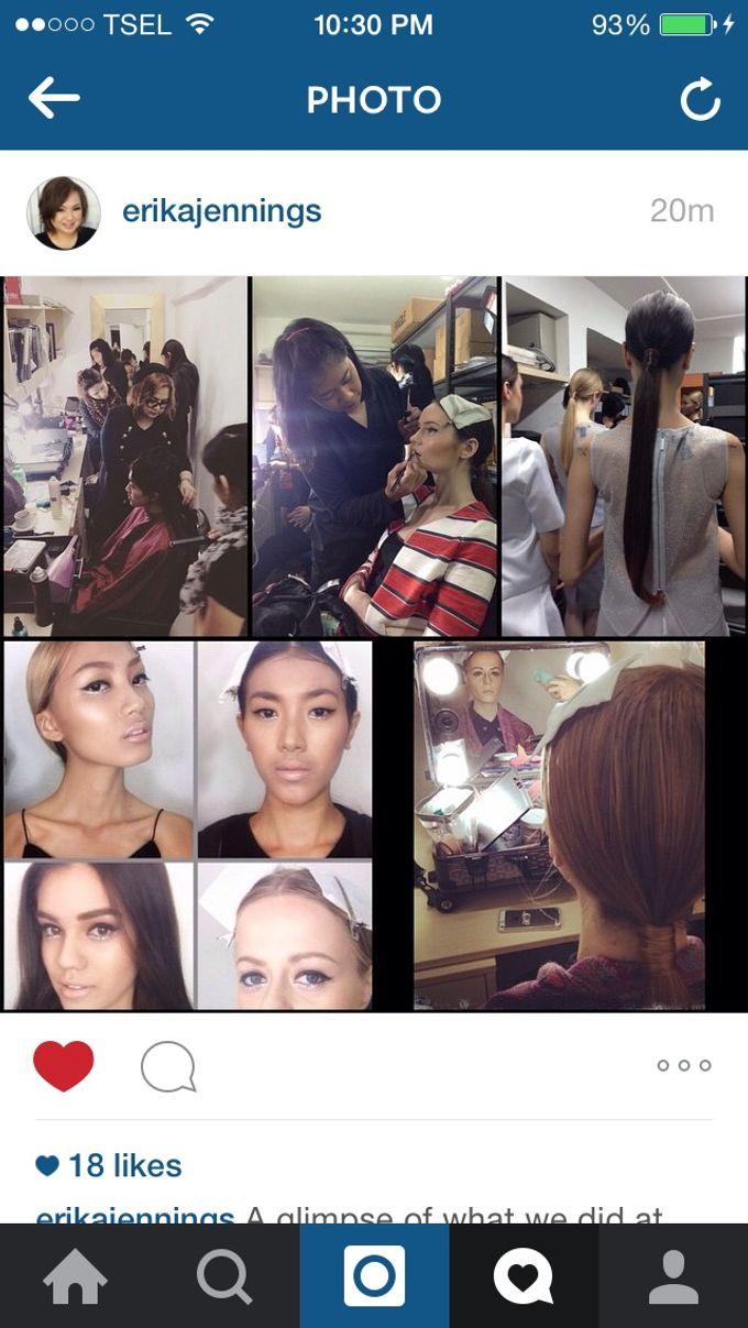 Collaboration by Mimi thio Makeup artis - 036