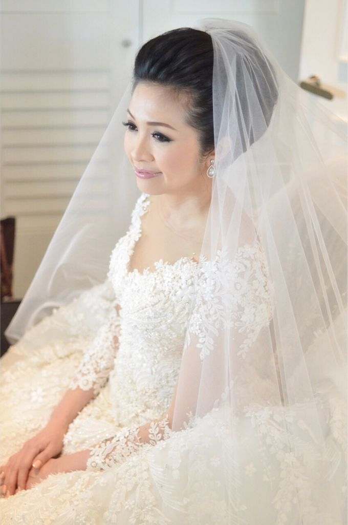 Bridal Make Up by Mimi kwok makeup artist - 019
