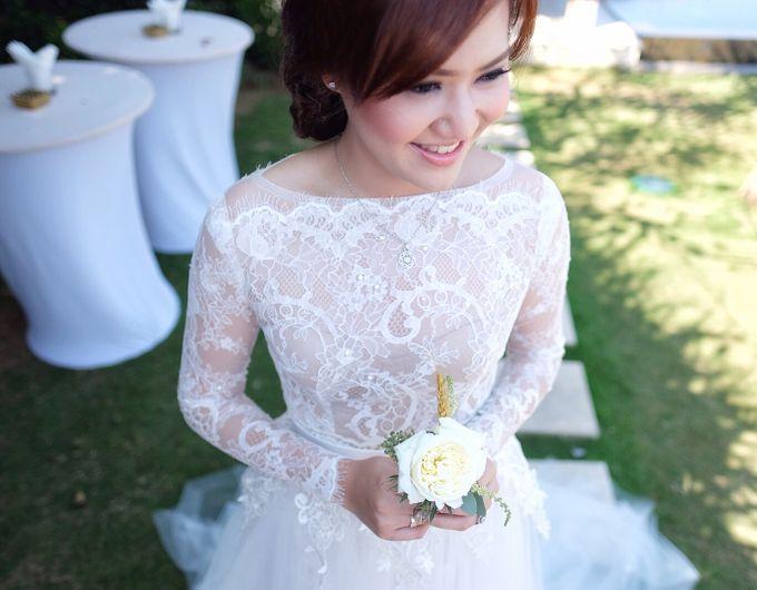 Jeffry & Gaby Wedding by Bramanta Wijaya Sposa - 008