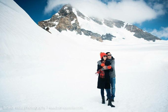 Honeymoon in Switzerland by Barnas Viola Photography - 011