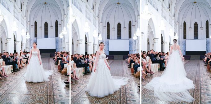 Fashion show at Chijmes by Rebecca Caroline - 008