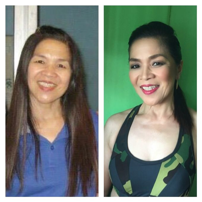 BEFORE AND AFTER by Nadine Rayo Hair and Makeup Artistry - 005