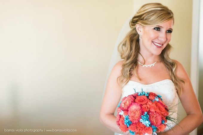 Gayle & John Wedding by Barnas Viola Photography - 002