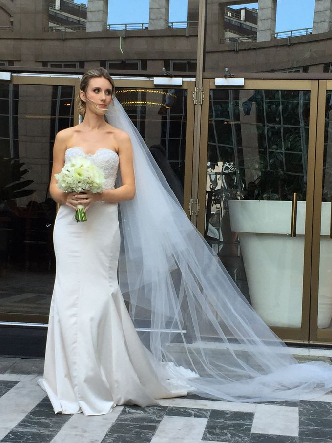 Wedding | Sofitel Wentworth by Felicia Sarwono Makeup Art - 029
