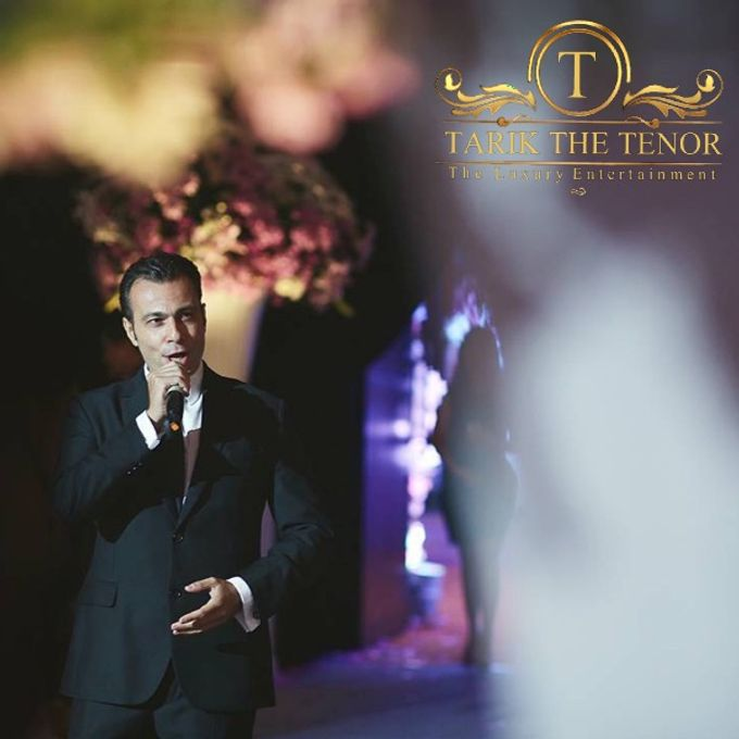 Wedding in Shangrila Surabaya by Tarik The Tenor ( The Luxury Entertainment ) - 001