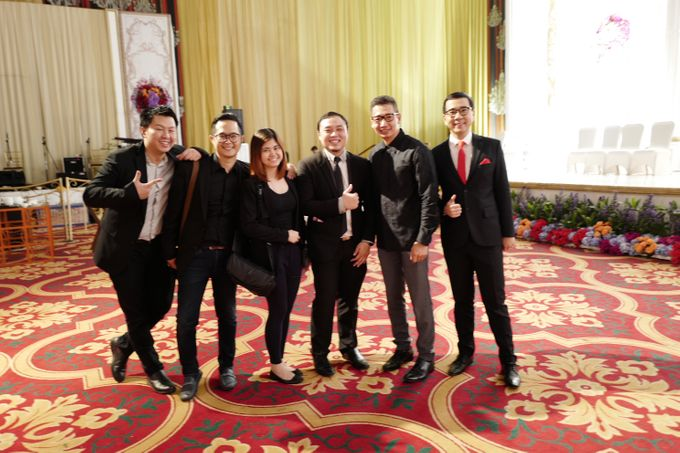 Andy & Katherine Wedding by Nico Santoso Entertainment - 001
