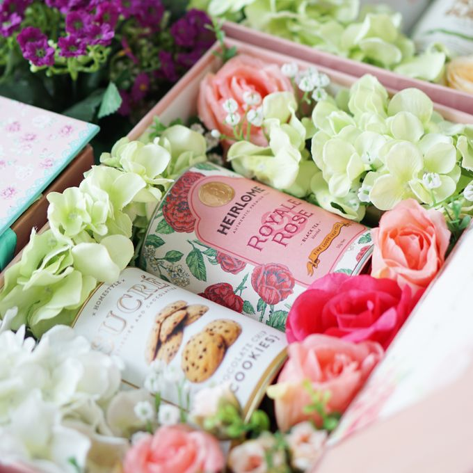 Blooming Minty Pink by Pullman Jakarta Indonesia - 008
