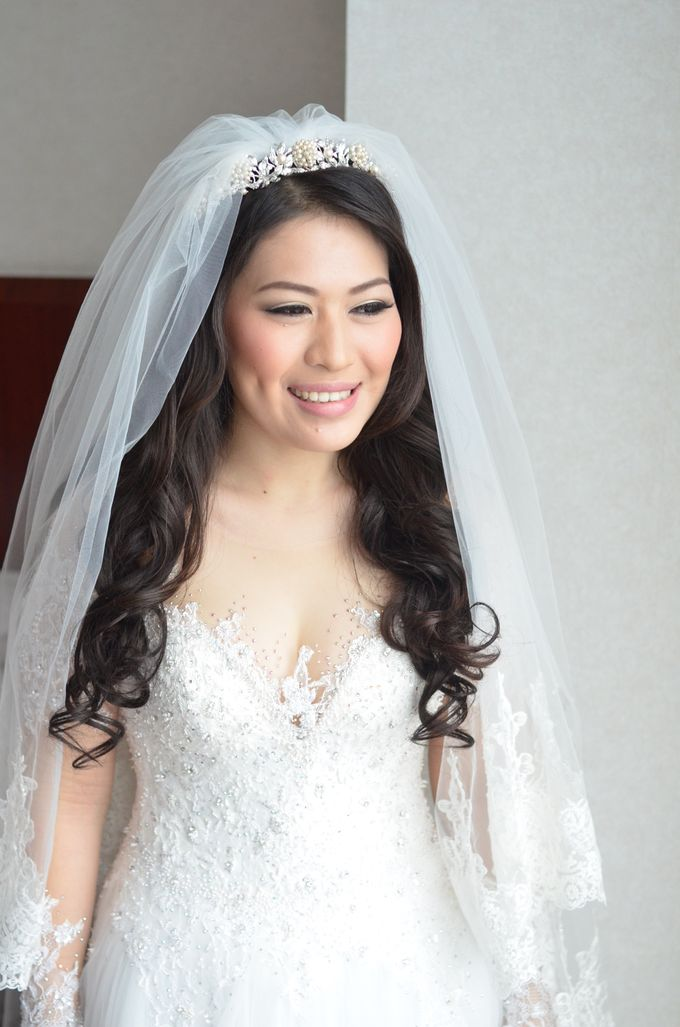Bridal Make Up by Mimi kwok makeup artist - 031