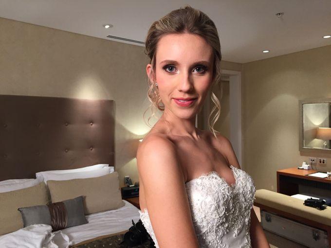 Wedding | Sofitel Wentworth by Felicia Sarwono Makeup Art - 017