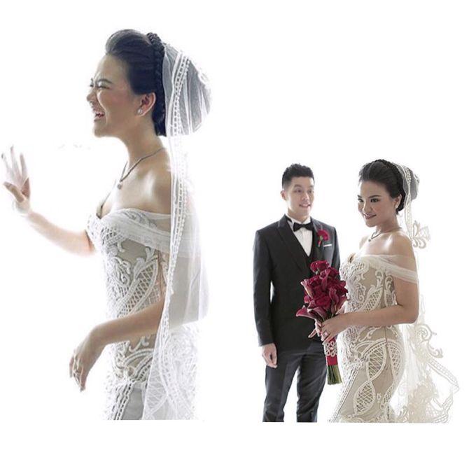 Wedding Makeup by Niken Xu Makeup Artist - 020
